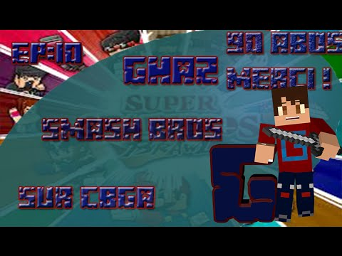 Minecraft : Super Craft Bros sur cbga !!