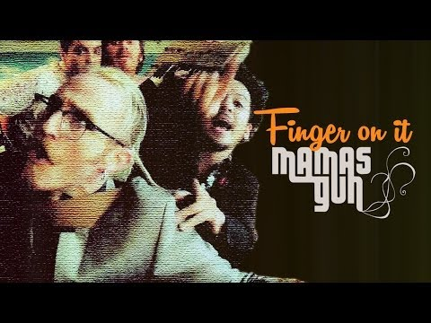 Mamas Gun - Finger On It OFFICIAL VIDEO