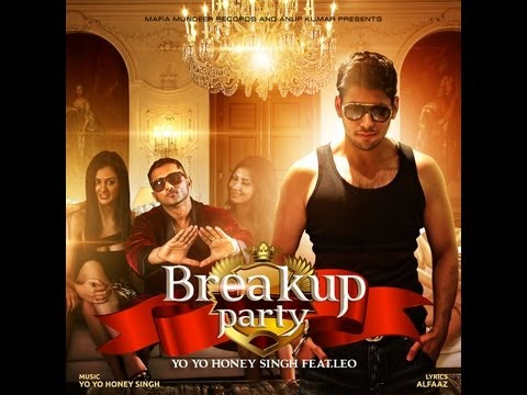 Breakup Party - Music Launch  Club Aks - Dubai video