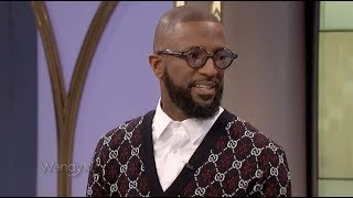 """Rickey Smiley On """"The Wendy Williams Show"""" (Hot Topics & Bill Bellamy Interview)"""