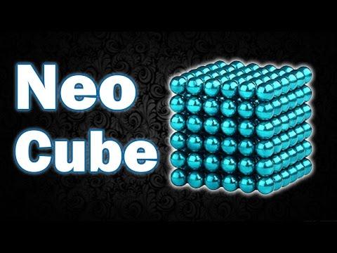 NeoCube magnetické kuličky z Číny