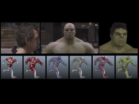 How ILM assembled the visual effects of The Avengers