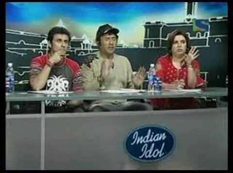 first round in ii2 Anuj Sharma