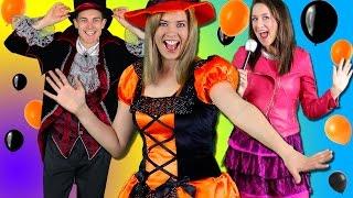 Happy Halloween Band - Kids Halloween Song | Bounce Patrol