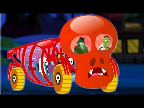 Wheels on the bus   Nursery rhymes and kids videos