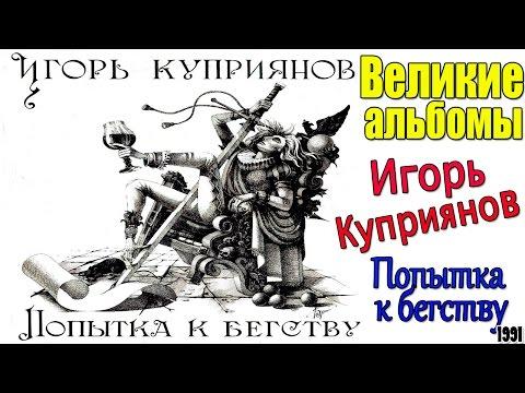 Куприянов Игорь - Попытка к бегству