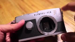 Olympus Pen F (35mm) Review