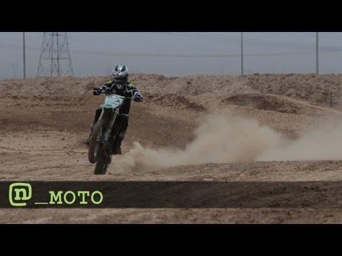 Motocross' Carey Hart of the X Games Enters Final Competition: Ink Rock Moto, Ep 6