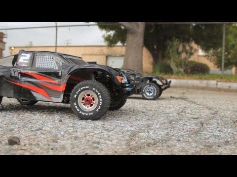 1 8th Nitro Vs Electric Rc Madcode Rc Car Youtube