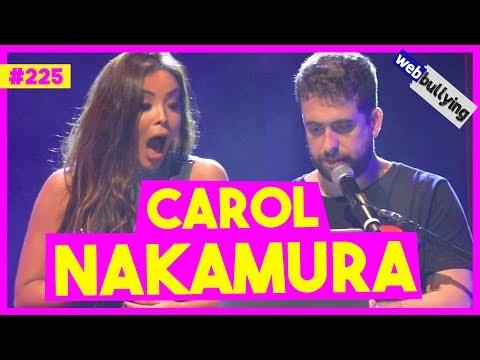 WEBBULLYING #225 - CAROL NAKAMURA, QUANTAS PESSOAS ACHAM QUE É A DANI SUZUKI ? (São Paulo, SP) Vídeos de zueiras e brincadeiras: zuera, video clips, brincadeiras, pegadinhas, lançamentos, vídeos, sustos