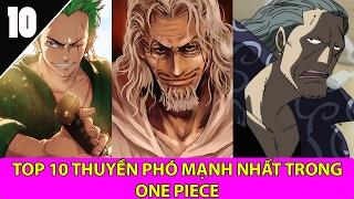 Top 10 thuyền phó mạnh mẽ nhất trong One Piece có thể bạn muốn biết - Top Anime