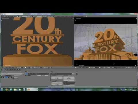 Tutorial: 20th Century Fox Intro Hd video