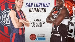 Сан Лоренсо : Сиклиста Олимпико