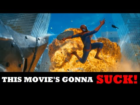 70 Things WRONG with 'THE AMAZING SPIDER-MAN 2' Trailer