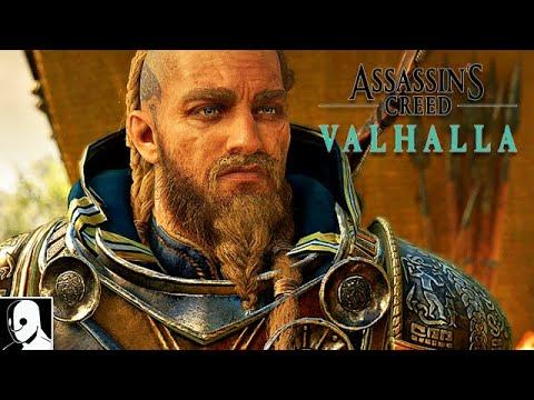 Assassins Creed Valhalla Zorn der Druiden Gameplay Deutsch #8 - EIVOR Helfer der KÖNIGE