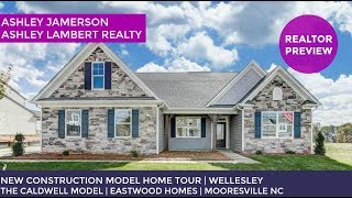 New Construction Ranch Home for Sale | The Caldwell | Wellesley | Mooresville, NC