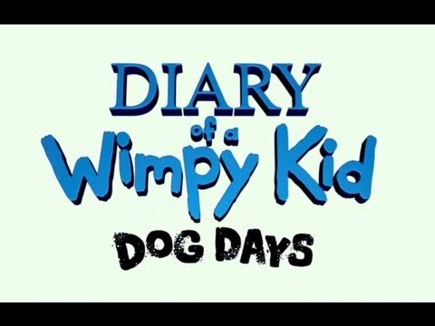 Diary Of A Wimpy Kid: Dog Days - Official Trailer 2012 (hd) video