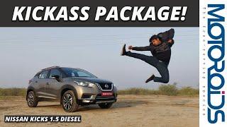 Nissan Kicks India In-Depth Review | Kick-Ass Package | Motoroids