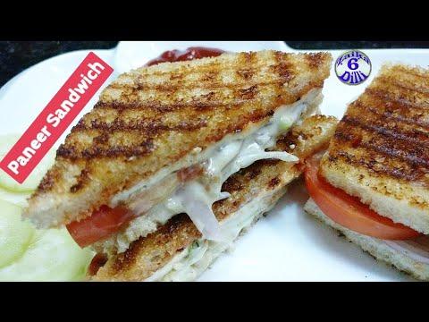 Paneer veg Sandwich || lunchbox recipe || kids,tasty & Healthy recipe