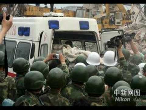 5/12/08 Earthquake China Part Three