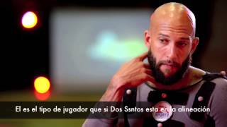 """Chicharito is my nemesis"" - Tim Howard"