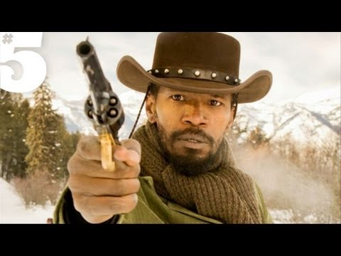 Jamie Foxx talks Django Unchained | #5 Issue 12