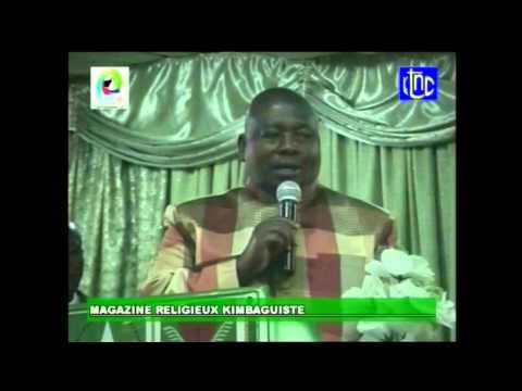 MAGAZINE RELIGIEUX KIMBANGUISTE DU DIMANCHE 02 NOVEMBRE 2014
