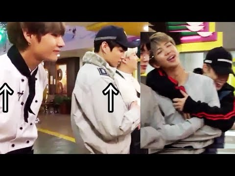 VKook Being Jealous Over Jimin At The Same Time 2018 Only [VMINKOOK]