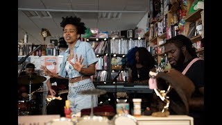 Jamila Woods: NPR Music Tiny Desk Concert