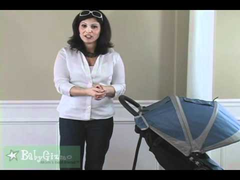 Baby Gizmo Baby Jogger City Mini Stroller Review How To