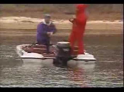 1996 Bassmasters Lake Hartwell    Part 1