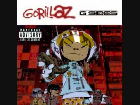 Gorillaz G sides - Hip Albatross