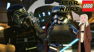 Tung Attack med Mörk Kraft | LEGO STAR WARS The Force Awakens | del 21