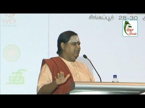 Ilangai Jeyaraj - Thamizh Ezhuthalargale..... - World Tamil Writers Conference - Singapore