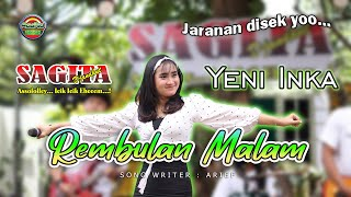 YENI INKA feat. SAGITA - REMBULAN MALAM (Arief) - Korbankan Diri Dalam Ilusi ( )