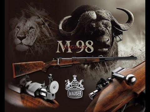 Огнестрельное оружие США - Винтовка Mauser 98