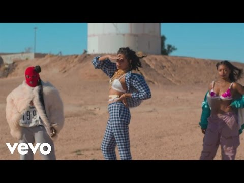 AlunaGeorge feat. Leikeli47 & Dreezy Mean What I Mean new videos