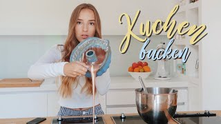 How to *not* bake a cake // Hannah