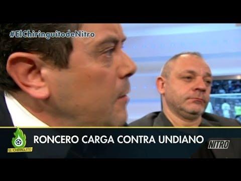 El Chiringuito de Jugones - Tomás Roncero: