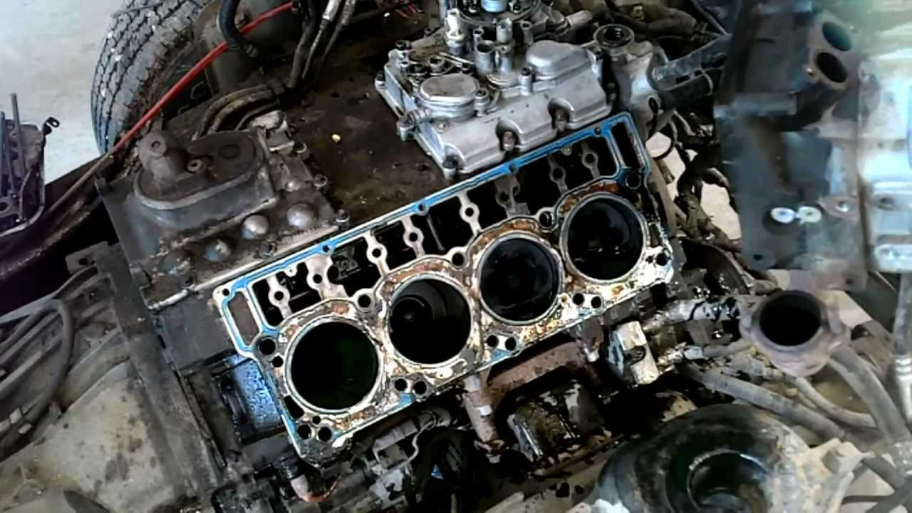 6.0 Liter Ford Powerstroke