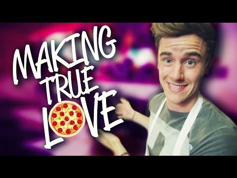 Making True Love video