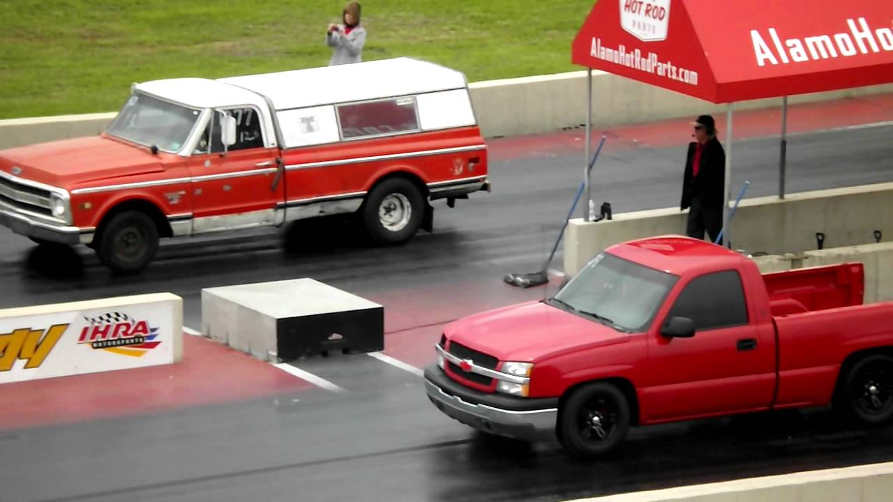 Camper Truck Ls1 Truck Shootout 2012 Youtube
