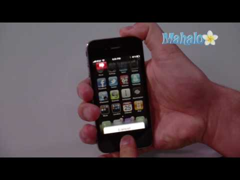 How To Reboot The IPhone 4