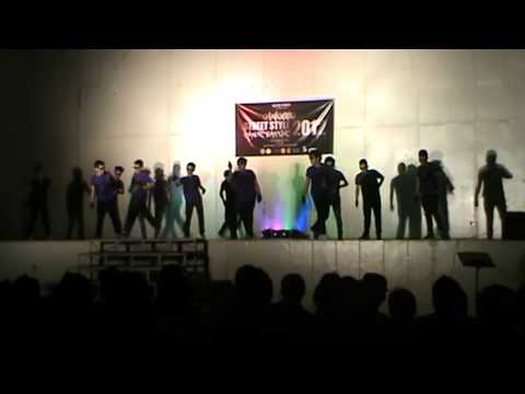 FootPrints - 3rd Place - Gingoog City Street Style dance Battle 2012