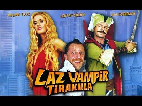 Laz Vampir Tirakula FRAGMAN [HD]