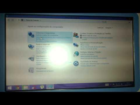 Tablet Positivo (Governo) com Windows 8