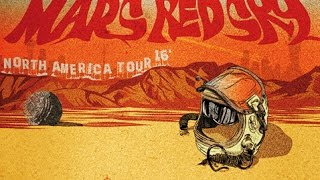 MARS RED SKY - Teaser North America Tour 16' - OFFICIAL