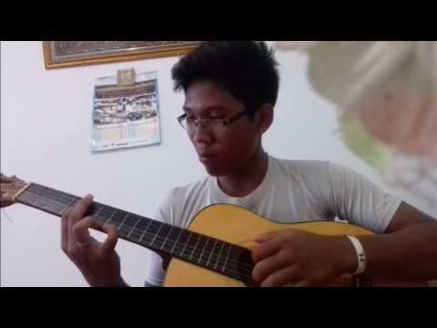 H!V!~Pelangi (Funny Guitar Cover)