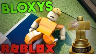 THE BLOXYS... (roblox)