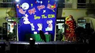 Vui đêm trung thu 2014